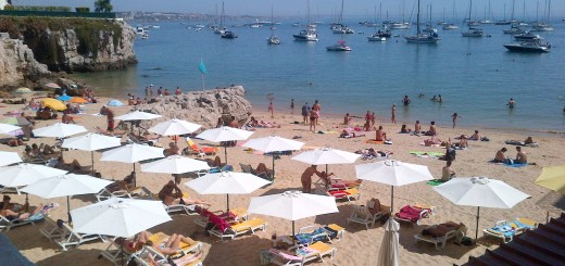 praia da rainha cascais