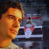 Ayrton Senna cascais