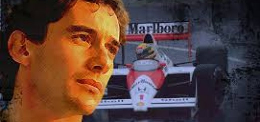 Ayrton Senna cascais