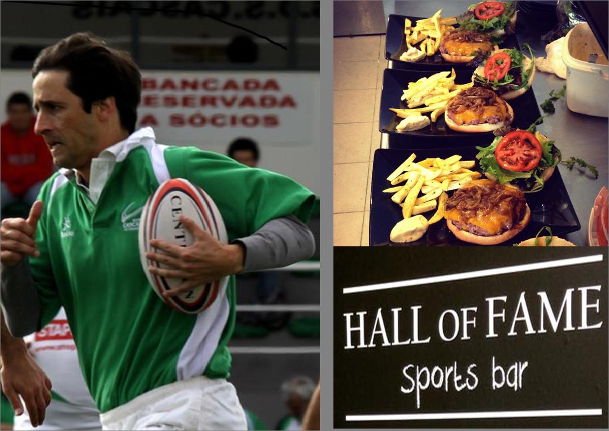 hall of fame sports bar estoril