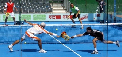 padel in Cascais