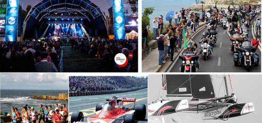 Events calendar Cascais 2019